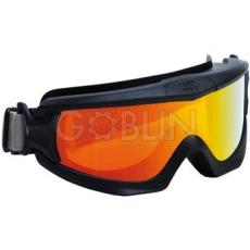 Lux Optical® I-lux védõszemüveg, piros tükrös lencse, indirekt szellõzés, extrém hõmérsékleti...