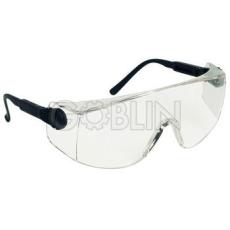 Lux Optical® Verilux védõszemüveg, víztiszta karc- és páramentes lencse, állítható szár