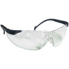 Lux Optical® Stylux védõszemüveg, víztiszta lencse, állítható, dönthetõ szár, szilikon orrnyereg