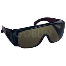 Lux Optical® Visilux védõszemüveg, sötétszürke lencse, erõs napsütésben végzett munkákhoz, 4-es...