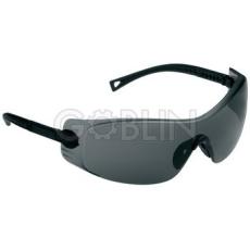 Lux Optical® Paralux védõszemüveg, sötét, karc- és páramentes lencse, felfûzhetõ, állítható szárral