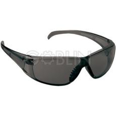 Lux Optical® Tighlux védõszemüveg, sötét, páramentes lencse