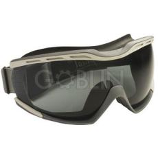 Lux Optical® Biolux védõszemüveg, széles látóterû, füstszínû páramentes lencse, világos/sötét...