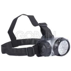 Earline® LED állítható lámpa fejre és sisakra, állítható LED-ekkel (Luan 56073)