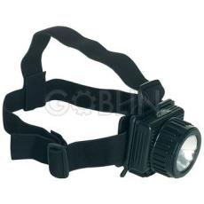 Earline® Basic állítható lámpa fejre és sisakra, pótégõvel (Eco 56071)