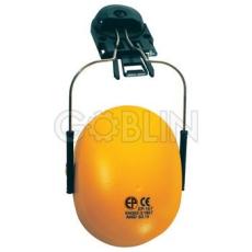 Earline® Earline sisakra szerelhetõ, sárga fültok állítható fémpánttal (SNR 23dB)