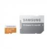 Samsung MicroSD kártya ADAPTERREL 64GB EVO, MB-MP64DA/ EU (Class10, UHS-1 Grade1, Up to 48MB/ S, blister)