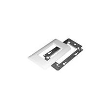 45/Fali keret 4 modulos audió/videó kellék, kábel és adapter