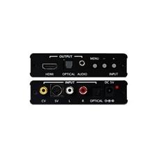 CYP EUROPE SY-P295N analog video-HDMI konverter audió/videó kellék, kábel és adapter