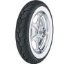 Dunlop D404 WW ( 150/90B15 TL 74H fehérfalú, white wall gumi, M/C, hátsó kerék ) motor gumi