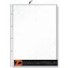 Genotherm, lefűzhető, A3, 80 mikron, narancsos felület, álló, REXEL (IDGL3100)
