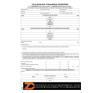 Nyomtatvány, tulajdonjog átruházási szerződés (adásvét.szer. gk), 4 példány, A4,VICTORIA