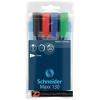 Alkoholos marker készlet, 1-3 mm, kúpos, SCHNEIDER