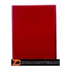 Villámzáras mappa, A4, álló, VICTORIA, piros (IVVMB)