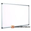 Fehértábla, nem mágneses, 90x180 cm, alumínium keret, VICTORIA (VVII03)