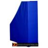 Iratpapucs, PVC, 95 mm, VICTORIA, kék (IDVK)