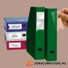 Címketartó zseb, 25x102 mm, öntapadó, 3L (3L10315)