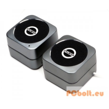 Zalman S600B Bluetooth 2.0 hangszóró Black/Silver hangszóró