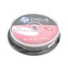 HP DL DVD+R 8.5GB 8X Cake (10)
