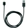 Belkin iPad/iPhone/iPod töltőkábel/adatkábel Apple Dock dugó Lightning USB 2.0 dugó A 1,2 m, fekete