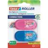 Tesa tesa® szövegjavító mini tekercs ecoLogo®, kék, rózsaszín 59817 TESA, tartalom: 2 db