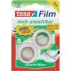 Tesa Írható ragasztószalag Tesafilm® Invisible 10 m x 19 mm, 2 tekercs, TESA 57649