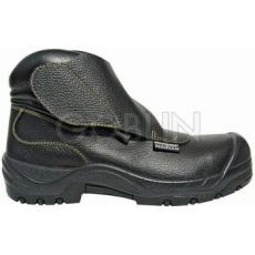 Coverguard QUADRUFITE (S3 HRO CK) lábfejvédõs bõr bakancs, 300?C-ig hõálló nitrilgumi talp, kompozit