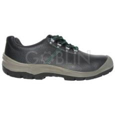 Coverguard AZURITE (S3) orrborításos bõr cipõ, acélkapli+talp