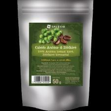 Caleido Arabica-Zöldkávé 50 g kávé