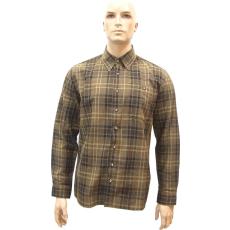 Kockás ing kétrétegű