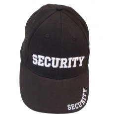 Sapka baseball 3D Security
