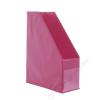 VICTORIA Iratpapucs, PVC, 95 mm, VICTORIA, pink (IDVR)