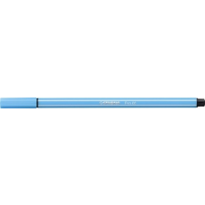 STABILO Rostirón, 1 mm, STABILO Pen 68, azúr kék (TST6857) filctoll, marker