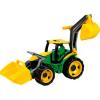 Lena - Traktor homlokrakodóval és markolóval 70 cm