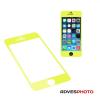 iPhone 5C/5S/5 GGS Larmor LCD védő sárga