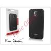 Pierre Cardin Samsung SM-G900 Galaxy S5 hátlap - black