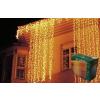 DT NORTEX Light Curtain kültéri fényfüggöny 144 FEHÉR izzó, 200x140cm, toldható (KMN 020)