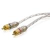 neXus Professzionális dupla Hi-Fi RCA kábel 5m (20321)