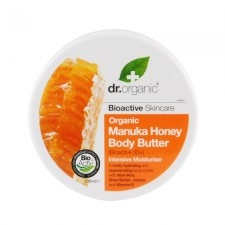 Dr. Organic Bioaktív Manuka mézes Testápoló vaj 200 ml testápoló