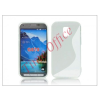 Haffner Samsung SM-G870 Galaxy S5 Active szilikon hátlap - S-Line - transparent