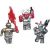 Mega Bloks Dragons 9566 - 3 Lovag Griselord, Skollander & Vygoran