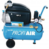 Profi Air ProfiAir 250/8/24 Olajkenésű kompresszor 24l, 8 bar, 1,5 kW