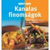 - KANALAS FINOMSÁGOK - RECEPTVARÁZS