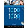 LX-0124 VICZENA ANDREA - SZÕKE ANDREA - 1000 QUESTIONS 1000 ANSWERS - BUSINESS ENGLISH - 2., BÕVÍTETT KIADÁS!!+CD!