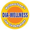 Dia-Wellness desszertszósz, 500 g - eper