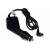 Autós MINI USB Adapter 1A 90°-os csatlakozóval