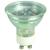 Life Light Led Led GU10 spot égő/ nem led izzó!/, 3W, 225 Lumen, meleg fehér, 12 SMD led, 120°, átlátszó Life Light Led