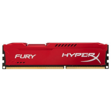 Kingston DDR3 8GB 1600 CL10 HyperX Fury Red (HX316C10FR/8) memória (ram)