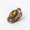 Antikolt tigris mintás gyűrű jwr-1111