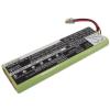 540 05 96-01 18 V NI-MH 2000mAh szerszámgép akkumulátor